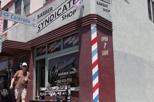 ロサンゼルス syndicatebarbershop