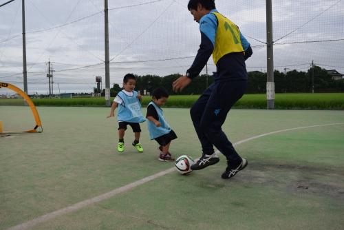 幼児 園児 サッカースクール