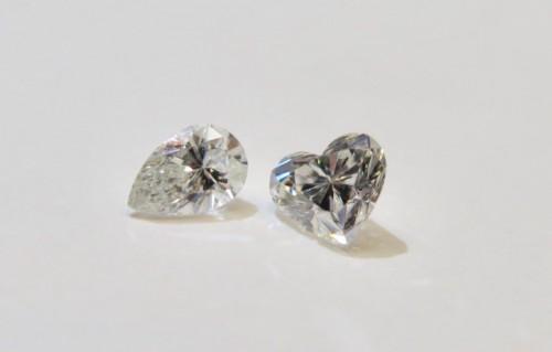 新入荷したダイヤモンドさん2石