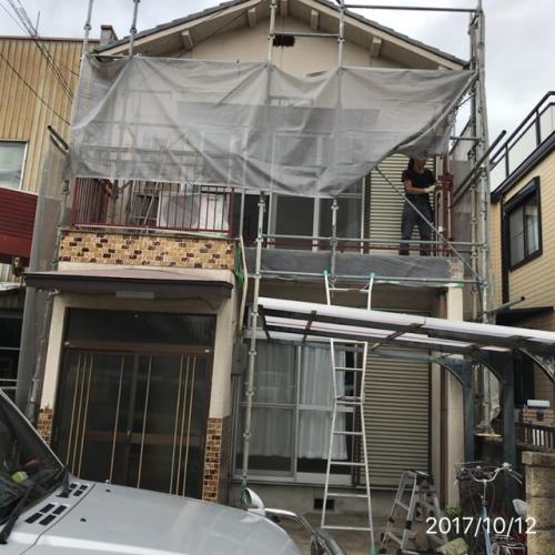 戸建住宅のリフォーム名古屋
