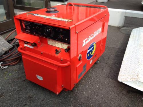 札幌市西区のお客様より溶接機を買取させて頂きました。