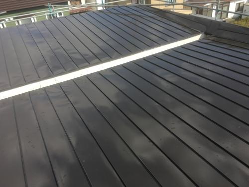 リフォーム工房楽人 屋根塗装