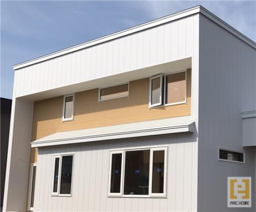 北海道札幌市ちょっとカッコイイデザイナーズ住宅はアークホーム