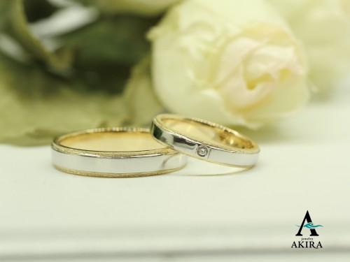 拘りの結婚指輪なら千葉オーダーメイドのアキラジュエリーへ