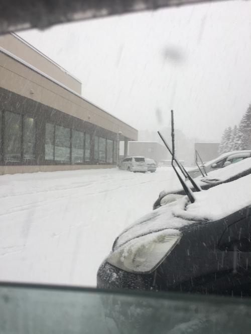 札幌市リフォーム工房楽人 雪による被害