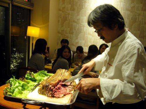 12/6 Chez AZUMA 料理とワインの会「ジビエ」