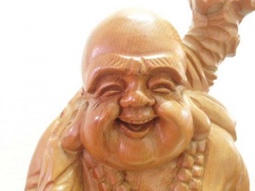 札幌 中央区 木彫り像の出張買取りです。