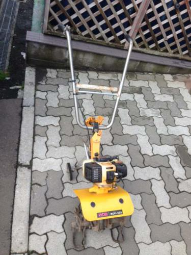 札幌 西区買取 耕運機の買取対応をさせて頂きました。