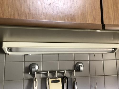 札幌市リフォーム工房楽人 手元灯交換