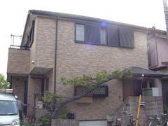 外壁塗装と屋根塗装 サイディング 座間市