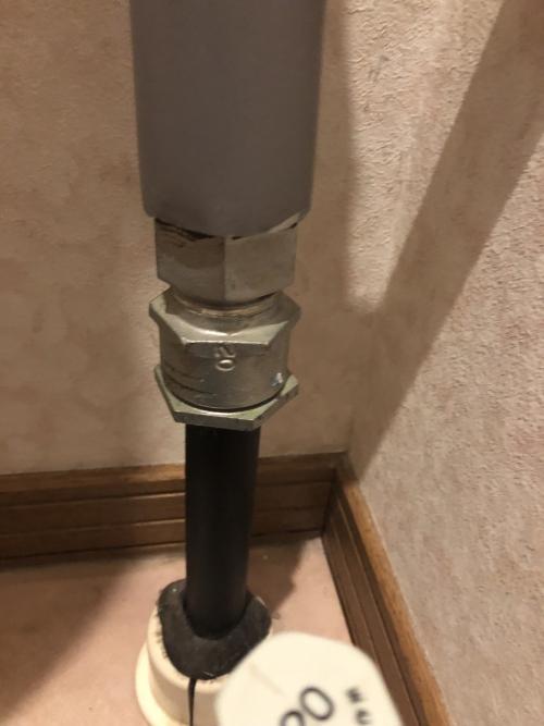 トイレ水漏れ 業界最安値挑戦!!【札幌市北区】