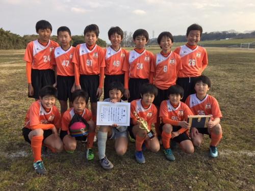 U12水戸市チャレンジカップ