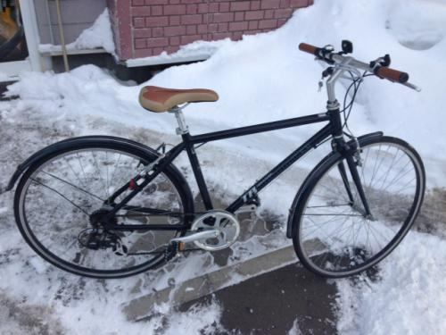 札幌市西区 自転車の出張買取りです。