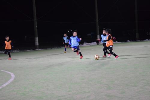 サッカースクール 無料体験2日目