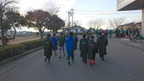 U-11中村杯県大会1次 結果報告