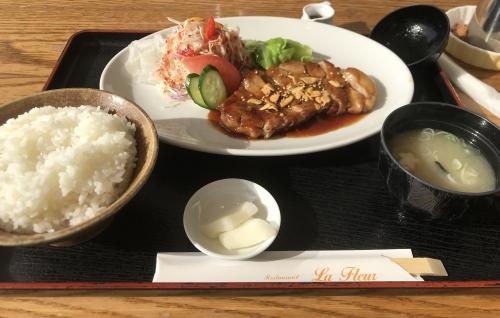 幌向でトンテキ定食を食べに行ってきました!