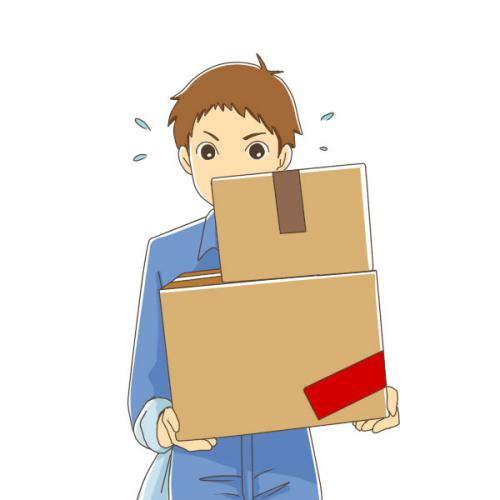 越谷市にてお荷物移動実行!