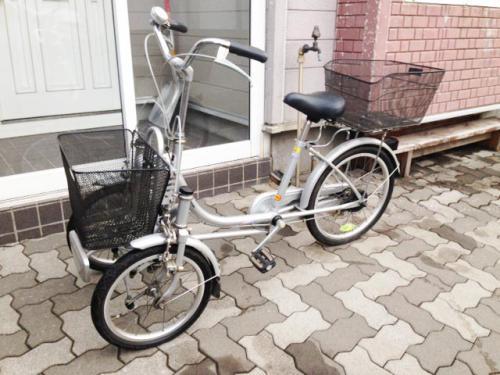 石狩市花川のお客様より自転車の出張買取りのご依頼です。