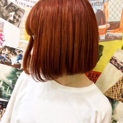 TLONY渋谷hori 推しのオレンジカラー