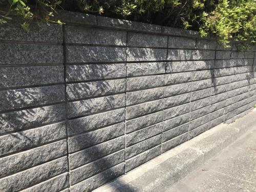 ☆大田区 車両衝突にて花壇破損案件☆