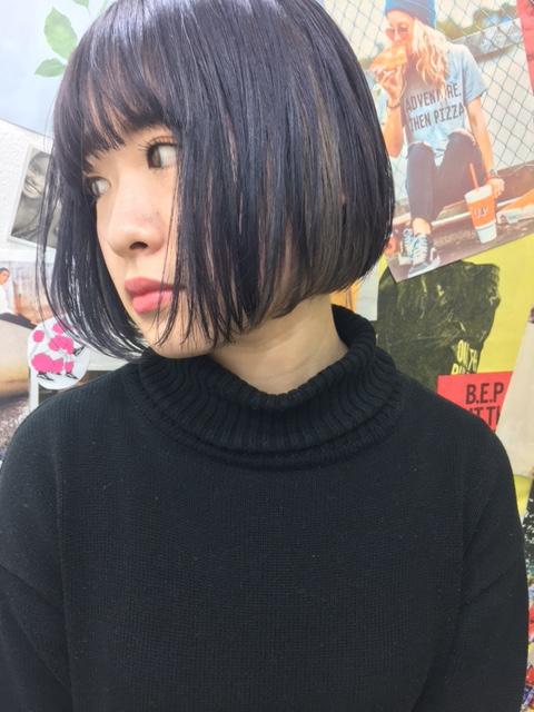 tlony渋谷ホリオススメハイインナーカラー