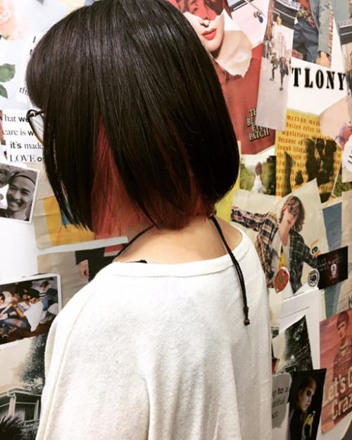 TLONY渋谷horiインナーカラー、人気です!