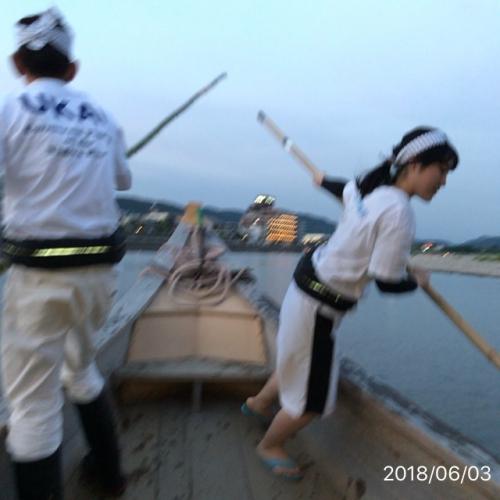 長良川鵜飼メインデツシユ