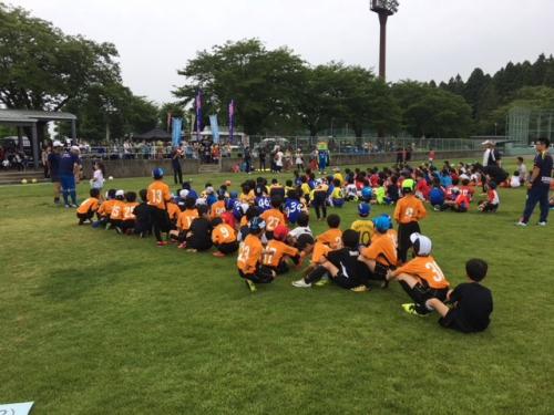 サッカーチーム水戸小学1年生2年生