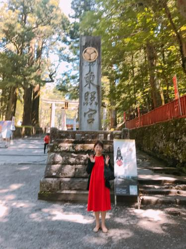 念願の日光 東照宮~華厳の滝~中禅寺湖