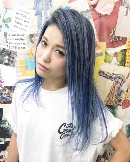 tlony渋谷 ホリオススメ 夏カラー