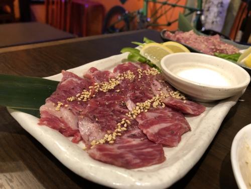 暑さを乗り切れ!さあ肉を食べよう!