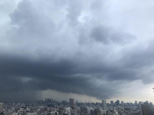☆ ゲリラ豪雨について ☆