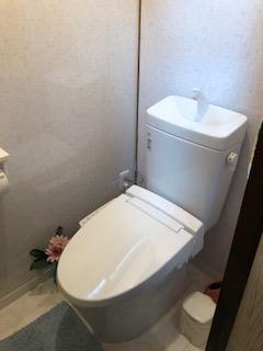 鶴ヶ島市トイレ改修工事致しました