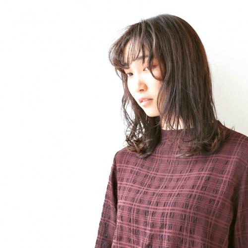 ミディアムウェットヘア〜サイド編☆