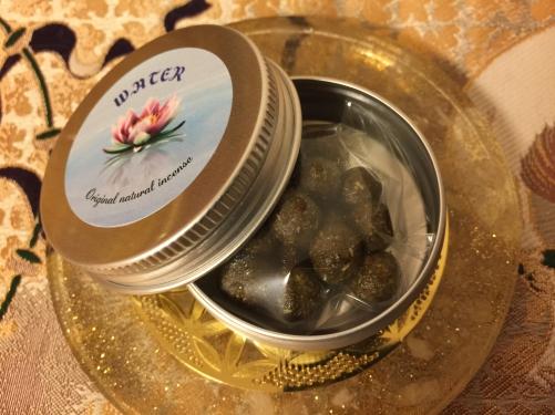 浄化作用がある手作りお香の販売始めました