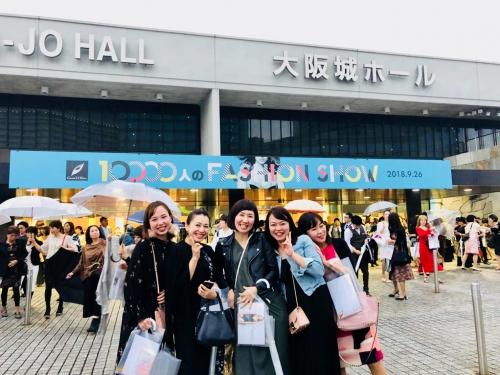 【LALA・BiBi】 ファッションショー  in 大阪