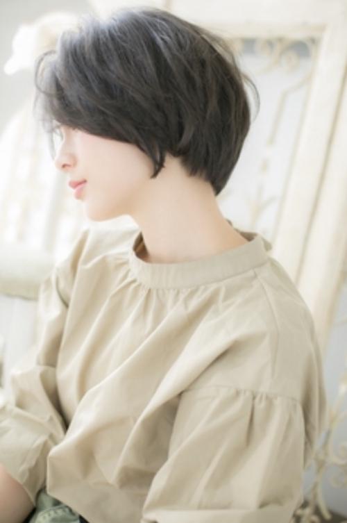 【大人女子file】朝楽ショート