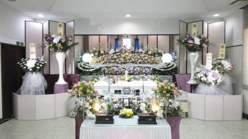 城址岩槻霊園 埼葛斎場 家族葬 葬儀 火葬式 まごころC