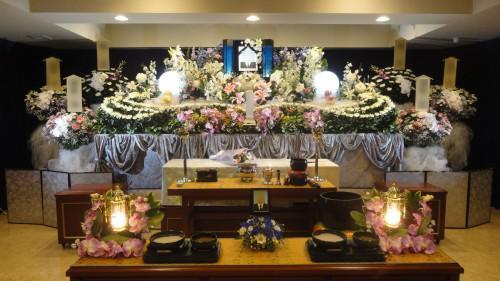 葬祭館おおみや つつじ苑 家族葬 葬儀 火葬式 まごころA