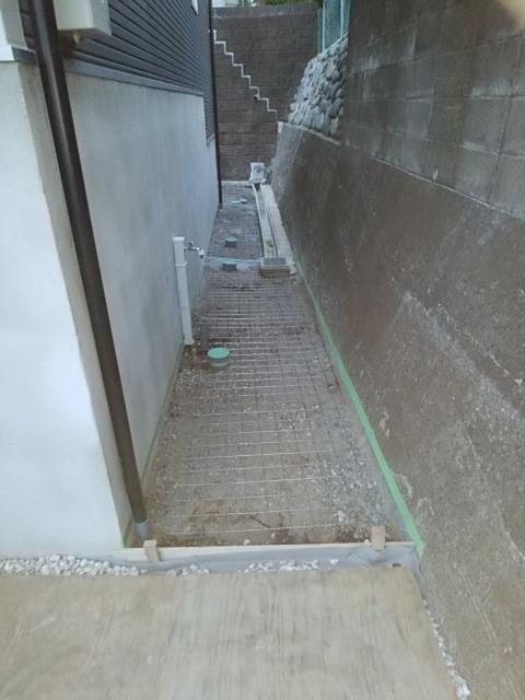 旭区で外構工事