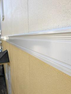 川越市で外壁塗装工事が完了致しました