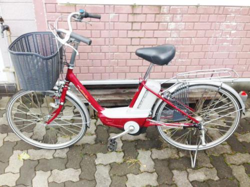 札幌市中央区のお客様より電動アシスト自転車の買取依頼です。