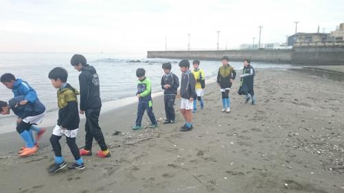U-12冬合宿②