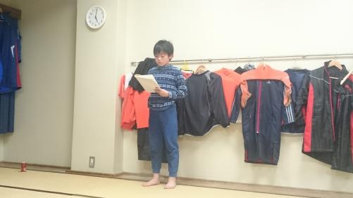 U-12冬合宿③