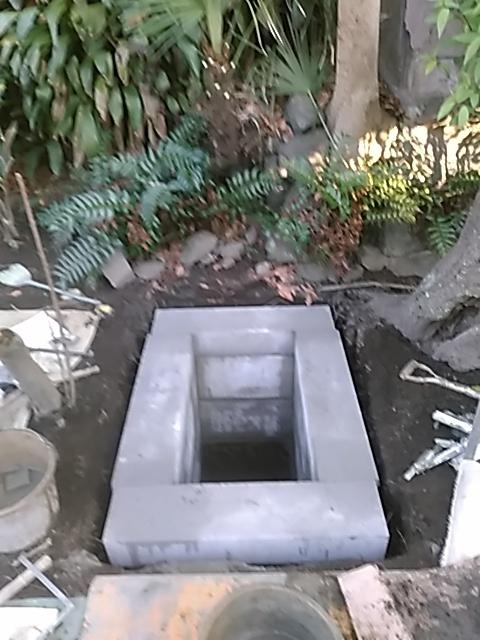 鎌倉 動物供養塔