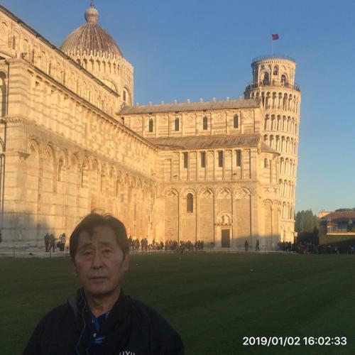 大聖堂広場 ピサの斜塔