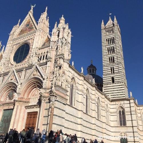 イタリア、サン。フランチエスコ聖堂、