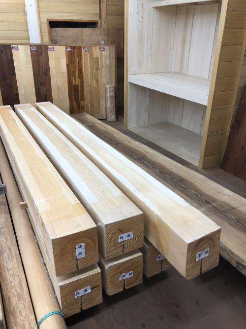群馬 新築 平屋 材木