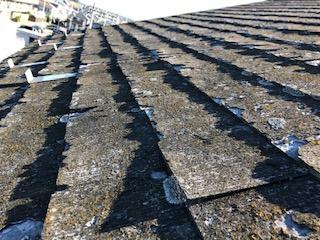 鶴ヶ島市で屋根の点検をしてきました