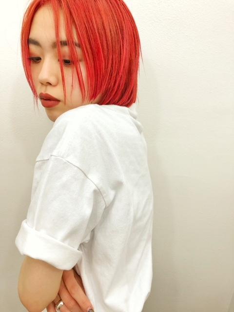 TLONY渋谷でhair changeを楽しもう!
